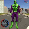 Spider Rope Hero Frog Ninja Strange Gangster Crime icon
