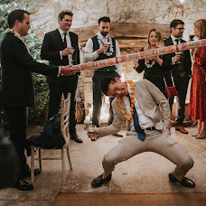 Wedding photographer Andy Turner (andyturner). Photo of 17.12.2018