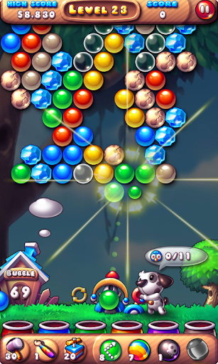 Bubble Bird Rescue modavailable screenshots 6