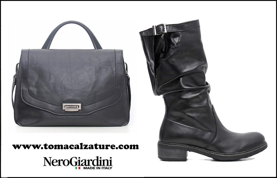 Scarpe nero giardini stivali a616570d tomacalzature - Stivali bambina nero giardini ...