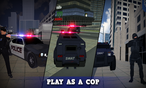 Justice Rivals 3 - Cops and Robbers 1.061 screenshots 1