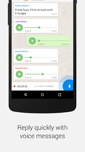 Typi Messenger screenshot 5