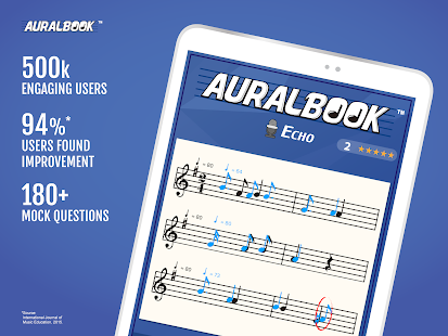 AURALBOOK for ABRSM Grade 1 Screenshot