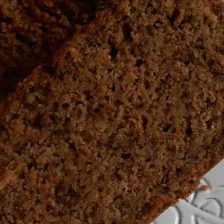 Gluten Free Zucchini Bread.