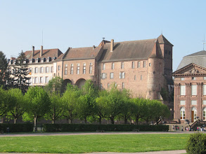 Photo: Day 26 - The Town of Saverne