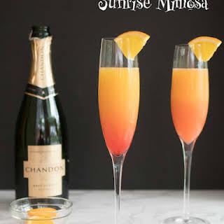 Sunrise Mimosa.