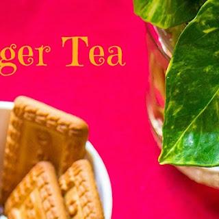 Ginger Tea/Adrak Chai.