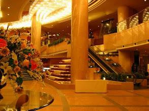 Photo: Réception du Ana Hotel à Kanazawa au japon