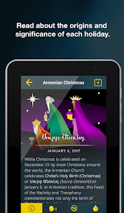 Armenian Holidays & Traditions- screenshot thumbnail