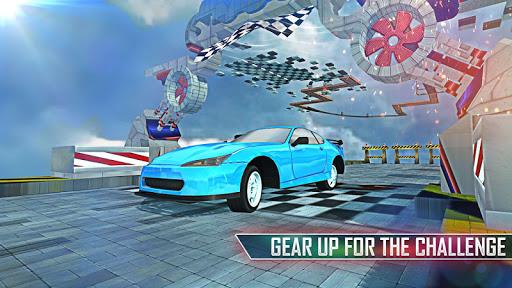 GT Car Stunts - Impossible Driving 2018 screenshot 10