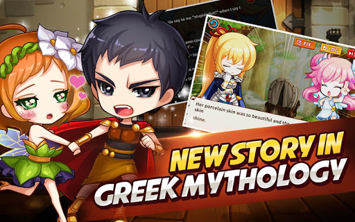 Gods' Quest : The Shifters 1.0.16 APK MOD screenshots 2