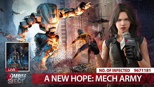 Code Triche Zombie Siege: Last Civilization APK MOD (Astuce) screenshots 4
