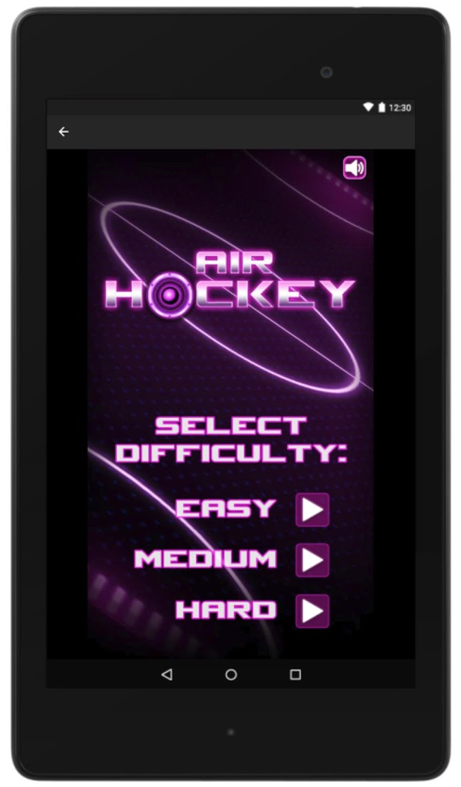 Air Hockey -Fast Paced Table-Sport Simulation Game Android 18