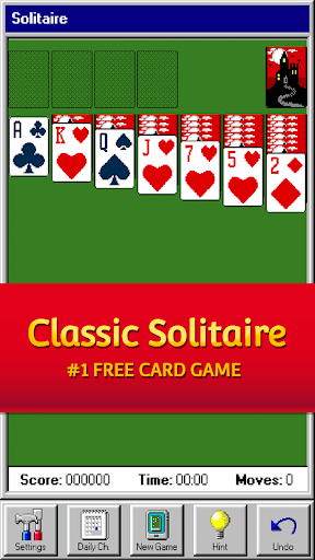 Solitaire 95 - The classic Solitaire card game filehippodl screenshot 1
