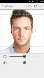 Passport Photo ID Studio Screenshot 2