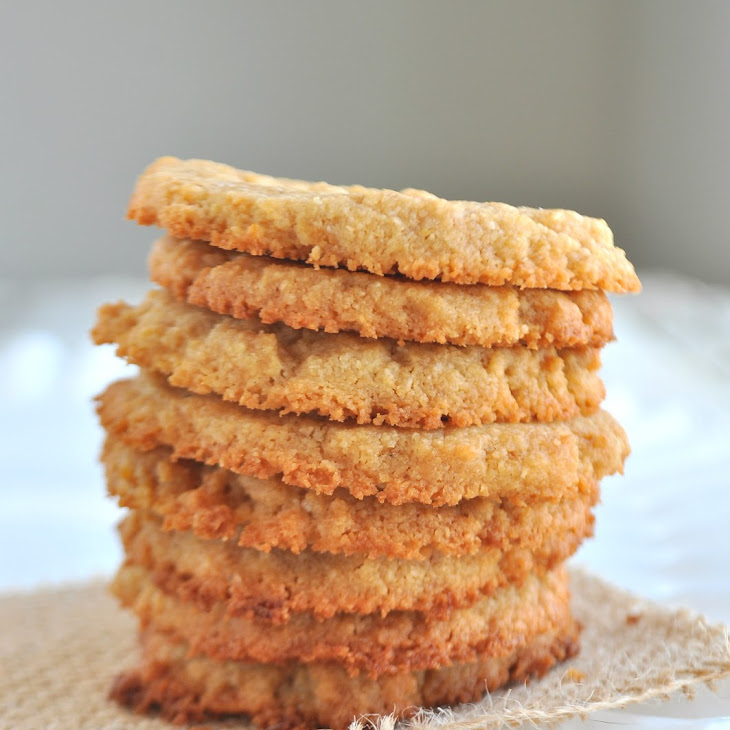 3 Ingredient Sugar Cookies Recipe