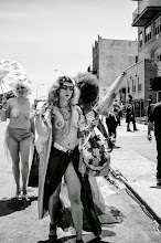 Photo: 2013 mermaid parade - 10 Coney Island, NYC www.leannestaples.com #newyorkcityphotography  #blackandwhitephotography  #coneyisland  #mermaidparade2013  #streetphotography  #shootthestreet