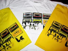 Photo: QUADRICHROMIE (Fausse Quadri) : tshirts personnalisés en sérigraphie - trames aléatoires / Teeshirtmania