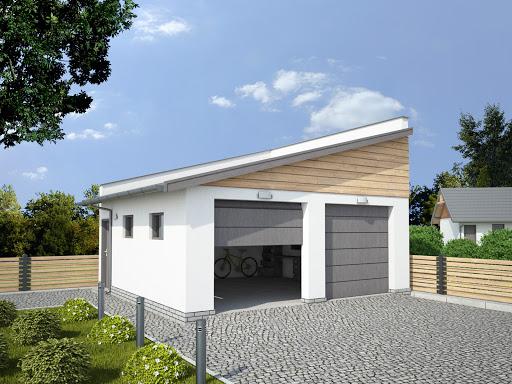G330i - garaż w granicy
