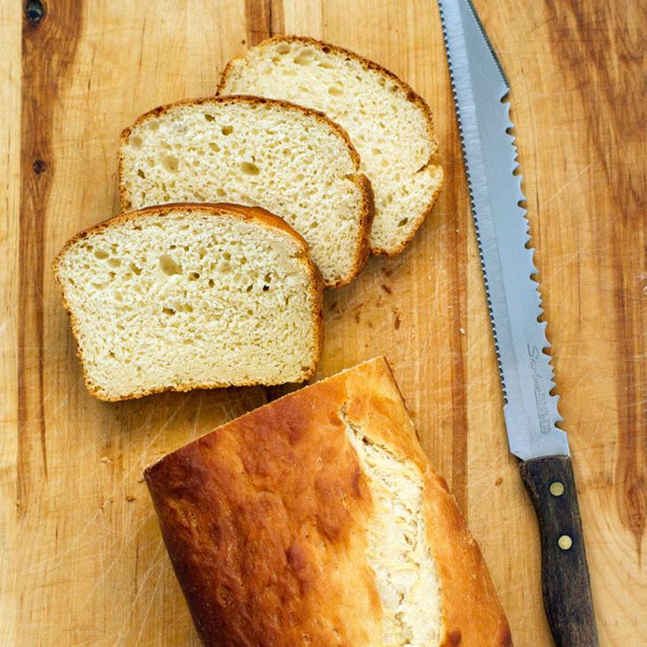 Vanilla Ricotta Bread Recipe