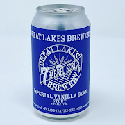Imperial Vanilla Bean Stout