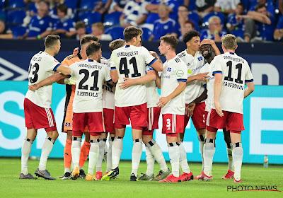 Hambourg, privé d'Onana, bat Schalke 04 en ouverture de la 2.Bundesliga