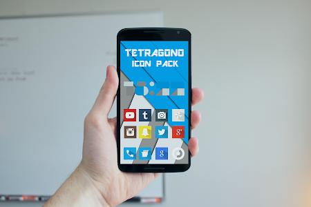 Tetragono - Icon Pack [BETA] v2.1