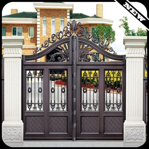 Luxury Gate Design