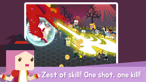 Infinity Dungeon 2 VIP - Summon girl and Zombie Spil til Android screenshot