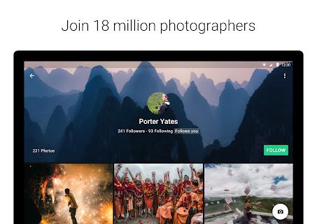 EyeEm - Camera & Photo Filter screenshot 08