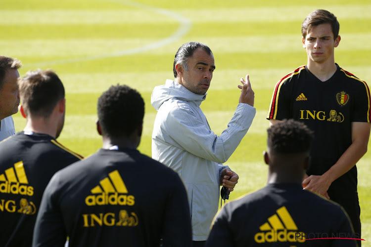 """Un manque de points, mais Johan Walem tire aussi du positif : """"Ça me fait plaisir"""""""