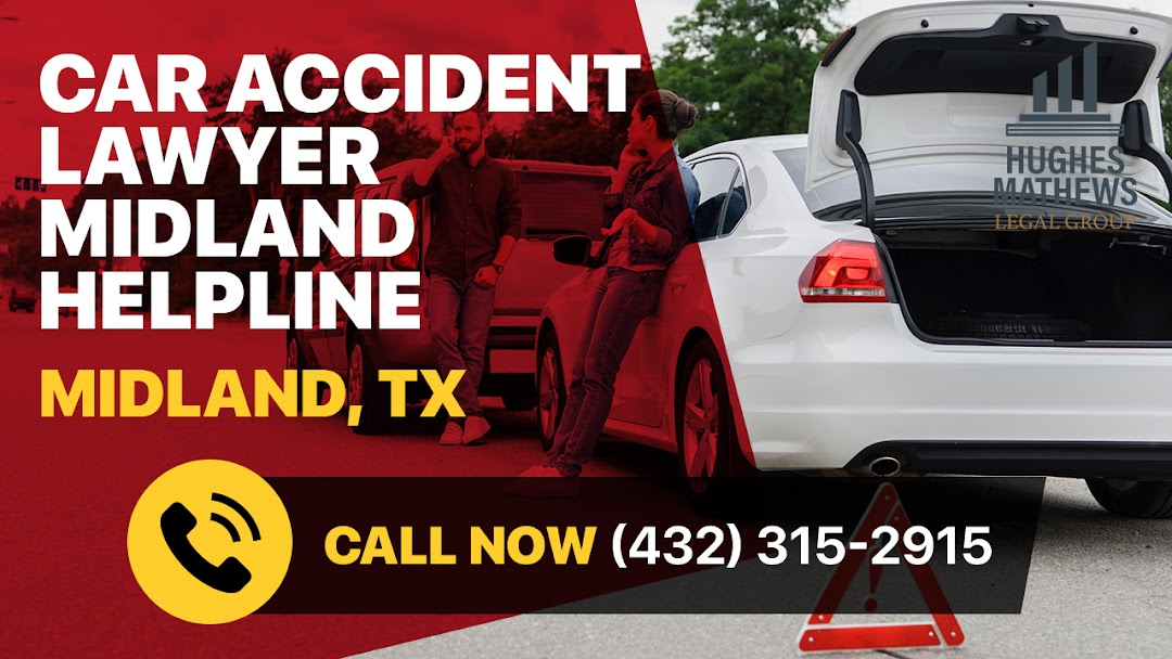 Midland TX Lawyers- Personal Injury, Car Accident, Work Comp