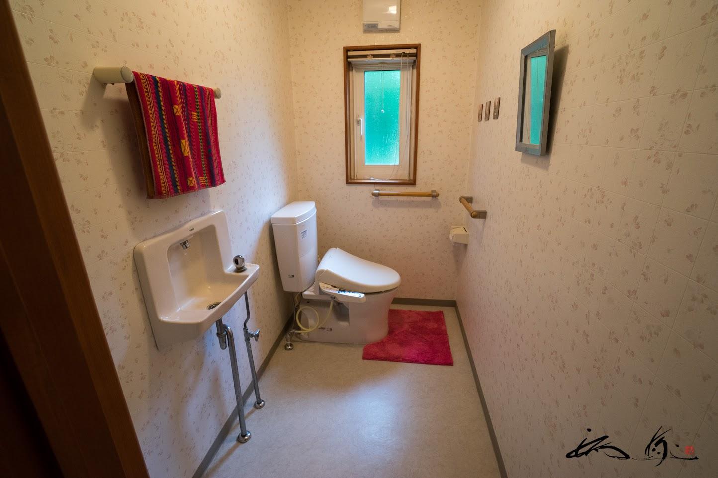 ゲスト用トイレ