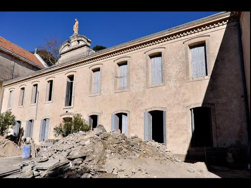 Arche Montpellier Horizon Grange Charité