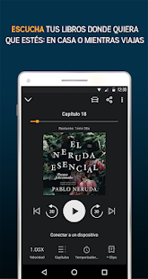 Audiolibros de Audible Screenshot