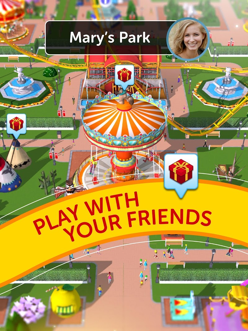 RollerCoaster Tycoon Touch Screenshot 16