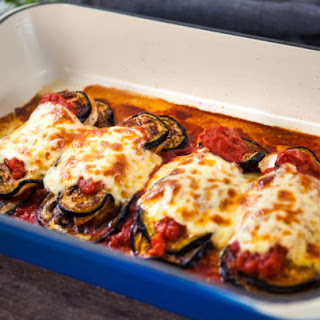 Chicken Eggplant Bake Recipes.