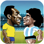 Soccer Flick Icon