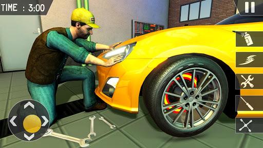 auto repairing car mechanic 19: new car games 2019 screenshot 2