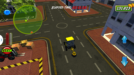 City Sweeper screenshot 5