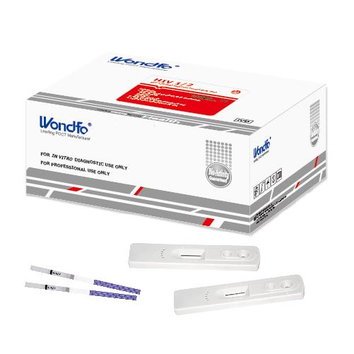 Wondfo One Step HIV 1-2 Oral Mucosal Transudate Test
