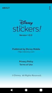 Disney Stickers: Mickey & Friends 5