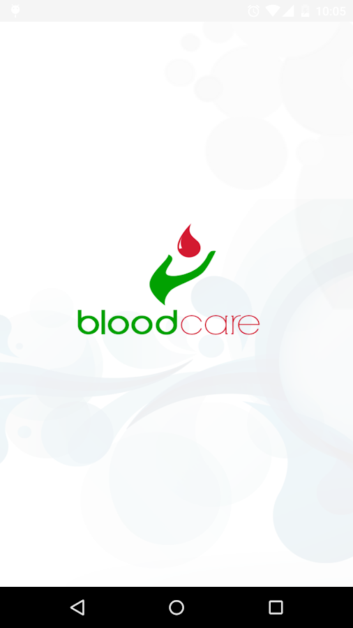 Blood Care- screenshot