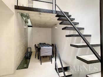 Appartement meublé 3 pièces 29,1 m2