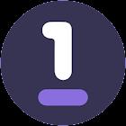 Discover fun in ordinaries,1km icon