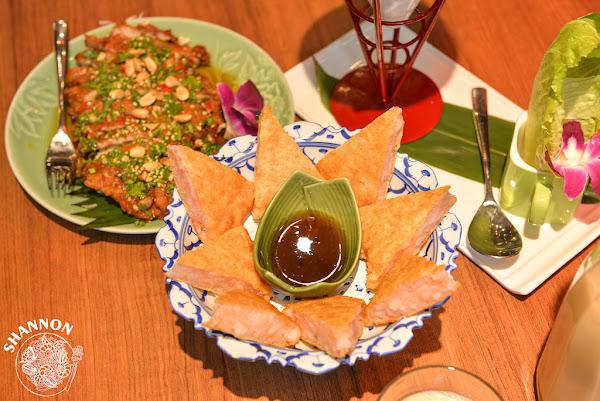 台北信義區-泰集Thai Bazaar 高價位泰式料理 市政府站餐廳