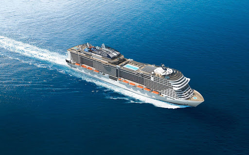 msc-bellissima.jpg - Launched in March 2019, MSC Bellissima is the sleek 4,500-passenger smartship from MSC Cruises.