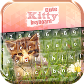 Cute Kitty Keyboard
