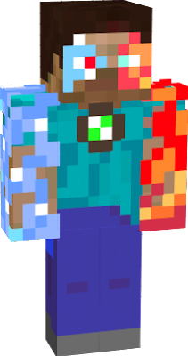 the better skin of minecraft
