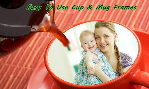 玩免費攝影APP|下載Cup Mug Frames and Effects app不用錢|硬是要APP